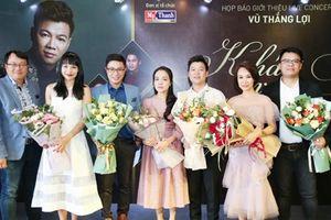 Vũ Thắng Lợi làm live show kỷ niệm 10 năm ca hát