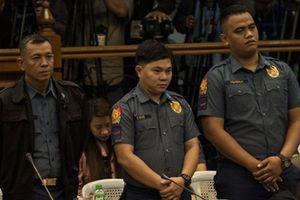 Philippines lần đầu bỏ tù cảnh sát chống ma túy bắn chết học sinh