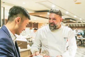 Bếp trưởng Alberto Curia mang tinh hoa ẩm thực Argentina đến Hà Nội