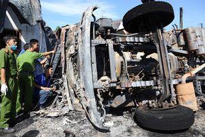 Bình Phước: Khởi tố vụ xe bồn chở xăng cháy làm 6 người chết