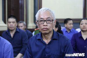 Cựu Tổng giám đốc Ngân hàng Đông Á cảm thấy có lỗi với Vũ 'nhôm'