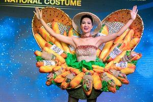 NTK Đỗ Trịnh Hoài Nam: 'Khó chấp nhận được hình ảnh hoa hậu mang bánh mì vào phần thi quốc phục'