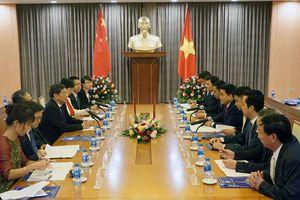 Thắt chặt quan hệ hợp tác giữa Hà Nội và tỉnh Hồ Nam (Trung Quốc)