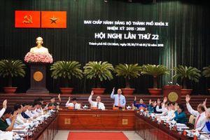 TP Hồ Chí Minh: Nghiêm túc sửa chữa sai sót, quản lý cán bộ
