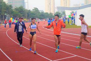 Điền kinh Hà Nội tạo nên cột mốc mới ở Đại hội Thể thao toàn quốc