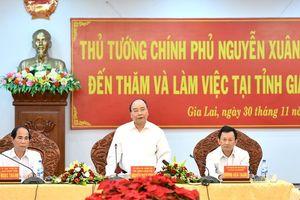 Thủ tướng đánh giá cao ước mơ 'ước mơ tự cân đối được ngân sách, không để Trung ương trợ cấp mãi' của Gia Lai