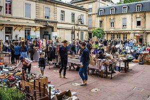 Paris 'hồi sinh' không gian 'chết' thành điểm nhấn đô thị