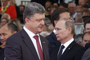 Kiev cáo buộc Tổng thống Putin muốn sáp nhập toàn bộ lãnh thổ Ukraine