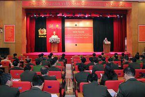 Học tập, quán triệt và triển khai thực hiện các nội dung Hội nghị Trung ương 8, khóa XII của Đảng