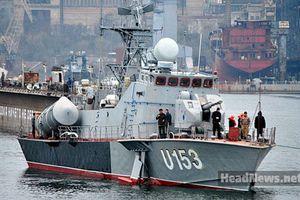 Không phải soái hạm Hetman Sahaydachniy, đây mới là tàu mặt nước mạnh nhất của Hải quân Ukraine