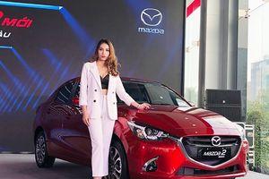 Mazda2 2018 ra mắt thị trường Việt Nam: Giá cao nhất 607 triệu đồng, thêm hàng loạt công nghệ mới
