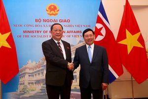 Việt Nam ủng hộ đối thoại Triều Tiên và các bên liên quan