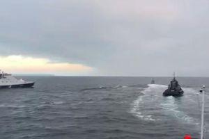 Tổng thống Ukraine kêu gọi NATO đưa tàu chiến đến biển Azov