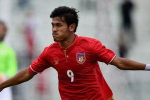 Ngôi sao Myanmar được đội bóng cũ của Công Vinh quan tâm