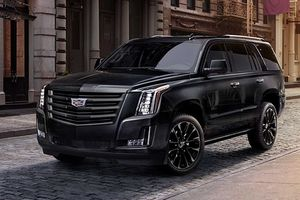 Cadillac Escalade thêm bản Sport giá rẻ nhất 85.000 USD