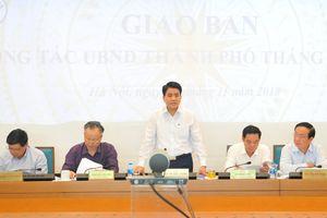 Hà Nội: Chấn chỉnh các quận, huyện chậm thu tiền đấu giá đất