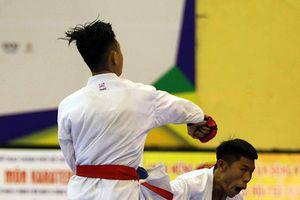 Khởi tranh môn Judo và Karate Đại hội Thể thao toàn quốc lần thứ VIII