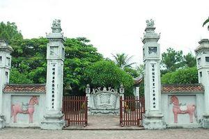 Kỷ niệm 240 năm ngày sinh Nguyễn Công Trứ