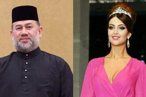 Ngắm nhan sắc của Hoa hậu Mátxcơva vừa kết hôn với Vua Malaysia