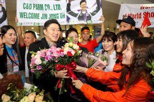 Xạ thủ Jin Jong Oh, tượng đài của bắn súng thế giới: 'Mong Việt Nam sẽ có thêm nhiều Hoàng Xuân Vinh'