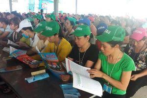 LĐLĐ Thanh Hóa: Tổ chức ngày hội tư vấn cho công nhân lao động