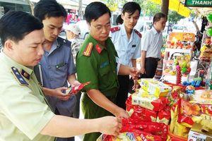 Thí điểm thanh tra an toàn thực phẩm tại 9 tỉnh, thành