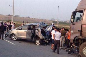 Hủy án đâm xe lùi trên cao tốc: Hi vọng người vợ
