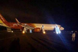 Bộ GTVT báo cáo Chính phủ về sự cố máy bay tại Buôn Ma Thuột