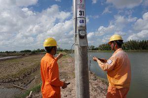 Ốc đảo Cồn Phụng đã có điện lưới quốc gia