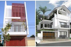 10 mẫu nhà 3 tầng đẹp chi phí khoảng 1,5 tỷ