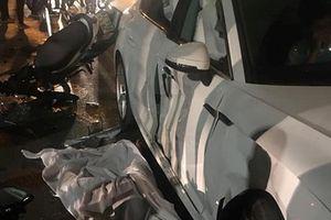 Xe sang Audi Q5 gây tai nạn liên hoàn, thiếu nữ 18 tuổi tử vong