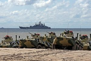 Chuyện ít biết về thiết giáp BTR-80A có 'họ hàng' với BTR-60PB của Việt Nam