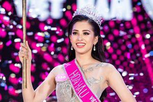 Hoa hậu Trần Tiểu Vy: Sau ánh hào quang