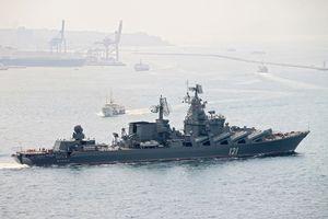 Ukraine tố chiến đấu cơ Su-30 Nga phóng loạt rocket vào 3 tàu hải quân