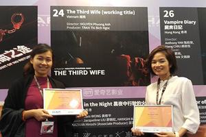 Điện ảnh: 'Người vợ ba' đoạt giải tại Liên hoan phim quốc tế Cairo