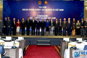 ASEAN trước những thách thức để đạt mục tiêu tự do hóa thương mại, đầu tư