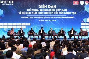 Phó Thủ tướng tham dự Diễn đàn đối thoại cấp cao về hệ sinh thái khởi nghiệp đổi mới sáng tạo
