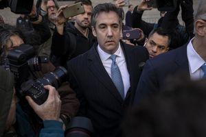 Cựu luật sư của Tổng thống Trump nhận tội lừa dối quốc hội