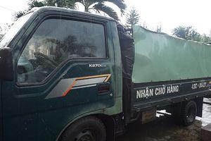 Bắt tài xế và phụ xe chở 2.000 lít 'xăng dầu bất minh' đi tiêu thụ