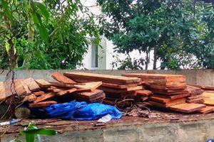 Chưa rõ nguồn gốc số gỗ phát hiện trong nhà kho thủy điện Sông Tranh 3