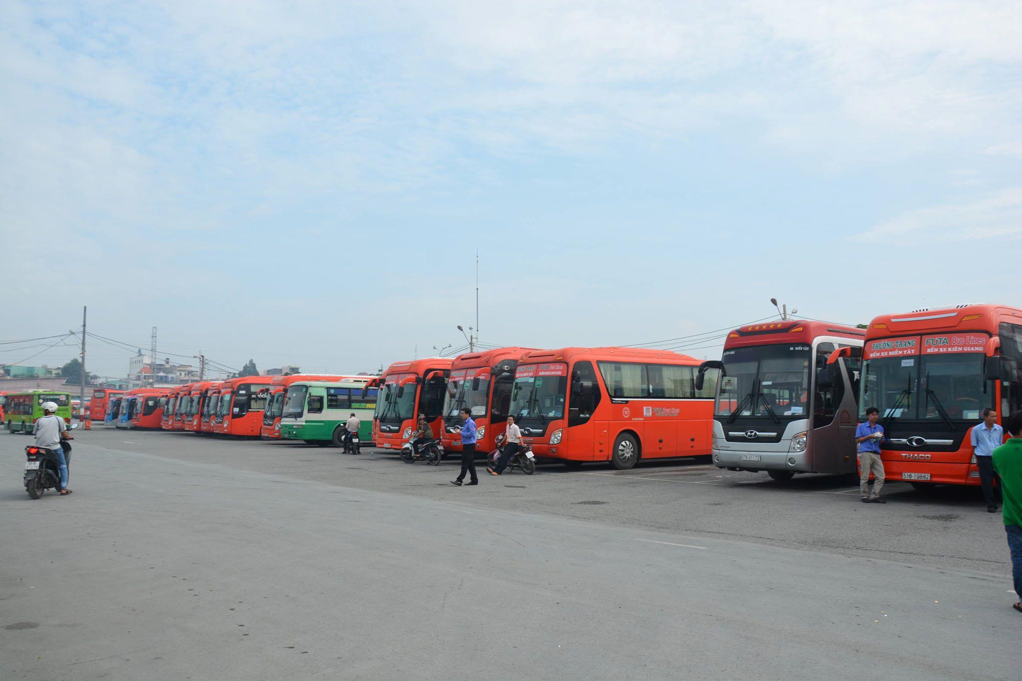 Không tăng giá vé xe dịp Tết Dương lịch 2019