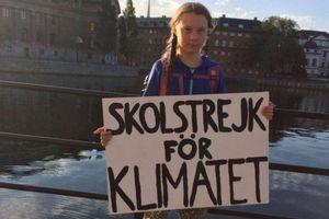 Nữ sinh 15 tuổi dự hội nghị Liên Hiệp Quốc về biến đổi khí hậu
