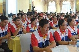 Khai mạc Liên hoan câu lạc bộ, đội, nhóm tình nguyện toàn quốc lần thứ nhất
