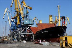 Nga bác tin phong tỏa các cảng của Ukraine trên Biển Azov