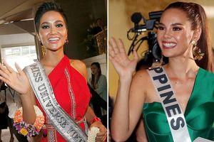 H'Hen Niê thần thái rạng rỡ đọ sắc thí sinh Miss Universe ở Thái Lan