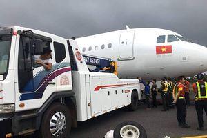 Tình tiết mới vụ máy bay Vietjet bị rơi 2 bánh