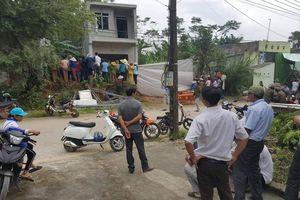 Vợ nghi bị cứa cổ chết: Phát hiện thi thể người chồng trôi trên sông