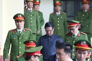 Vì sao cựu tướng Vĩnh chịu hình phạt cao hơn đề nghị của kiểm sát?