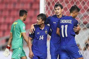 Tuyển Thái Lan được nhận hơn 21 tỷ đồng nếu vô địch AFF Cup 2018