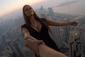 Mạo hiểm mạng sống để chụp ảnh câu like trên mạng xã hội
